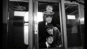 learn English films A Hard Day's Night