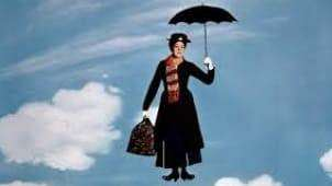 Films to learn English Mary Poppins