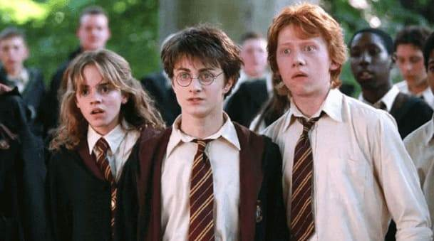 films to learn english Harry-Potter